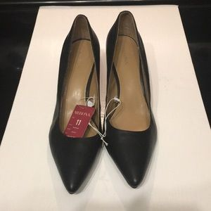 Classic Black heels, Size 11 Target